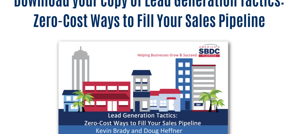 6 Lead Generation Tactics_ ​ Zero-Cost Ways to Fill Your Sales Pipeline ​