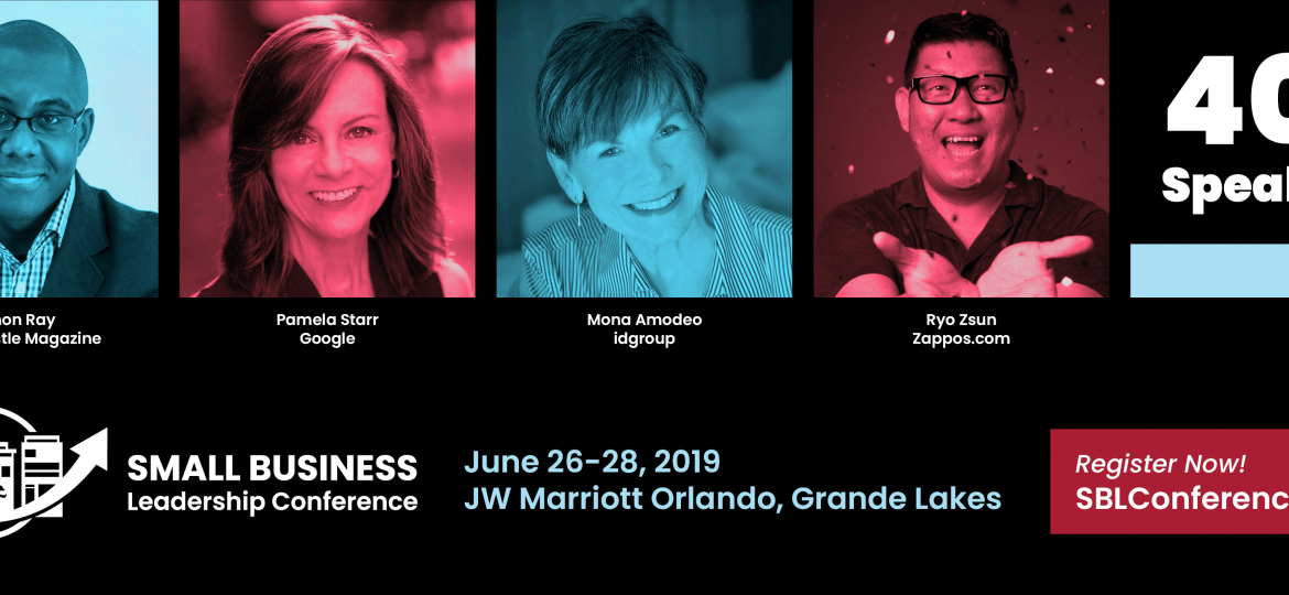 Small Business Conference Cover Photo