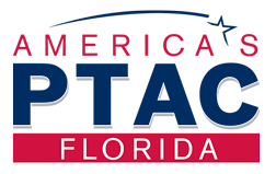 America's PTAC Florida Logo | Florida SBDC at FGCU Small Business Consulting