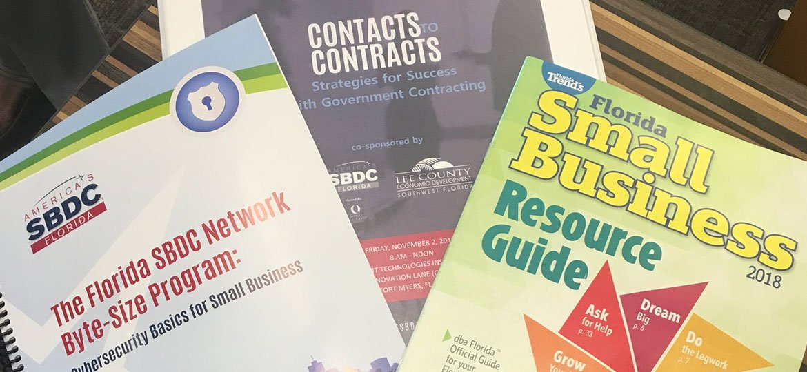 Contacts to Contracts Program & Initiative by Florida SBDC at FGCU Small Business Consulting